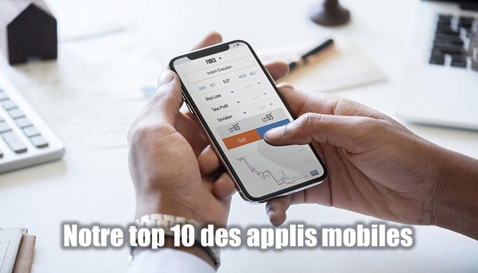 Découvrez notre classement des 10 applications mobiles les plus efficaces pour vos commerciaux !